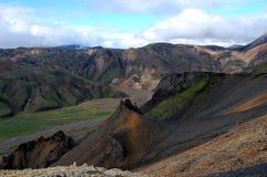 Landmannalaugar, Iceland. Royalty Free Stock Image