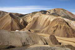 Landmannalaugar, Iceland Royalty Free Stock Photos