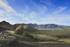 Landmannalaugar iceland Stock Images