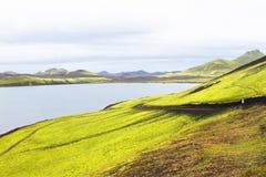 Landmannalaugar, Islandia Fotos de archivo