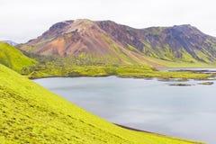 Landmannalaugar, Islandia Foto de archivo libre de regalías