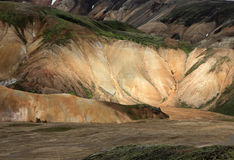 Landmannalaugar Royalty Free Stock Photos