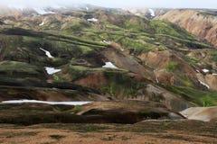 Landmannalaugar Stock Image