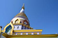 Wat Thaton i Thailand Arkivfoton