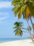 Landmark of Baan Tai beach Koh Samui island. Stock Photos