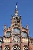 Landmark in Barcelona Stock Photography