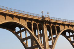 Landmark Bridge Royalty Free Stock Images