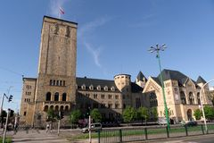 Landmark, Building, Medieval Architecture, Sky royalty free stock images