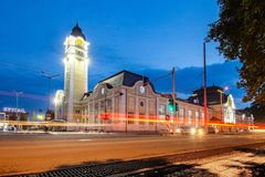 Landmark, Building, Sky, Town royalty free stock image