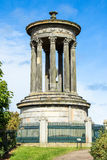 Landmark in Calton Hill in Edinburgh Royalty Free Stock Images