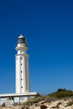 Landmark Cape Trafalgar Spain Faro de Trafalgar stock photo