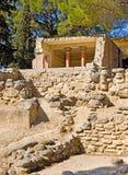 The landmark of Crete Stock Photography