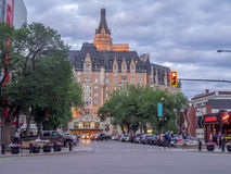Landmark Delta Bessborough Hotel Stock Photos