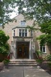 Landmark Education Building in Western Springs Royalty Free Stock Photography