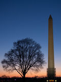 Washington DC-Landmark Royaltyfri Foto