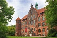Landmark in Flensburg Stock Image