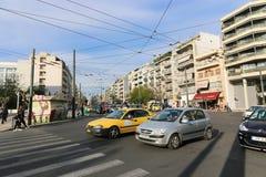 Landmark - Greece Stock Photo
