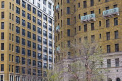 Landmark High Rises of Saint Paul Stock Photo