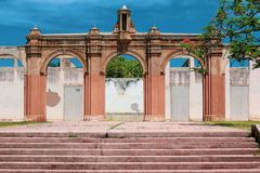 Landmark, Historic Site, Structure, Wall royalty free stock photo