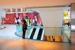 The landmark hong kong Royalty Free Stock Photo