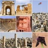 Landmark of Jordan Stock Photo