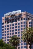 Landmark Knight Ridder building in downtown San Jose Stock Images