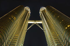 Landmark in malaysia Stock Images