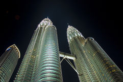 Landmark in malaysia Royalty Free Stock Photo