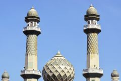 Landmark, Mosque, Building, Place Of Worship Royalty Free Stock Images