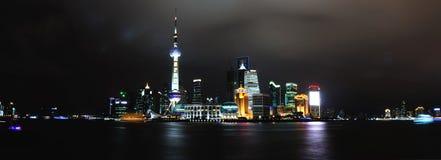 Landmark of shanghai china Royalty Free Stock Photo