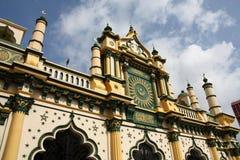 landmark singapore arkivfoto