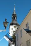 Landmark in Tallinn. stock photography