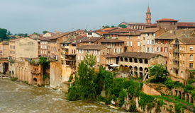 Albi landmark Royalty Free Stock Image