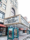 The Landmark Theater Royalty Free Stock Images