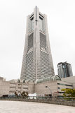 Landmark Tower in Yokohama Stock Photography