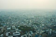Landmark tower, Yokohama Japan, Minato Mirai Stock Images