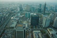 Landmark tower, Yokohama Japan, Minato Mirai Royalty Free Stock Image