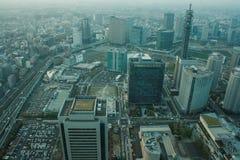 Landmark tower, Yokohama Japan, Minato Mirai Royalty Free Stock Photos