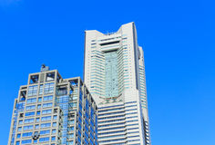 Landmark Tower in Yokohama Stock Photo