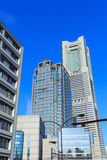 Landmark Tower in Yokohama Stock Image