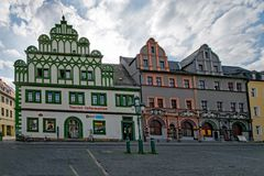 Landmark, Town, Building, Town Square royalty free stock image
