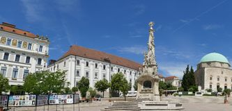 Landmark, Town Square, Plaza, Town stock photography