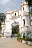 Landmarkbåge, Hyderabad, Indien Arkivbild