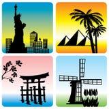 Landmarks Stock Images
