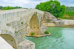 The landmarks of Aspendos Royalty Free Stock Photos
