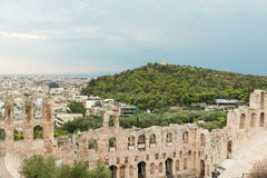 Landmarks of Athens Stock Photos
