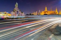 Landmarks of Bangkok. royalty free stock photography