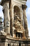 Landmarks of Catalonia. Landmarks and arts of Catalonia, Barcelona Spain Stock Images