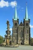 Landmarks in Chrudim Royalty Free Stock Photo