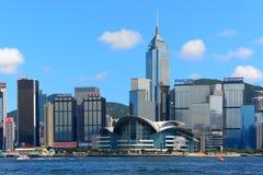 Landmarks of hong kong Royalty Free Stock Photo